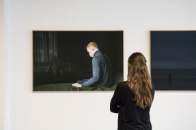 Tentoonstelling 'The Silence is here again'